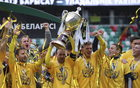 Piłkarze BATE Borysów zdobyli Puchar Białorusi