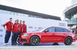 Piłkarze Bayernu dostali nowe auta. Co wybrał Lewandowski?