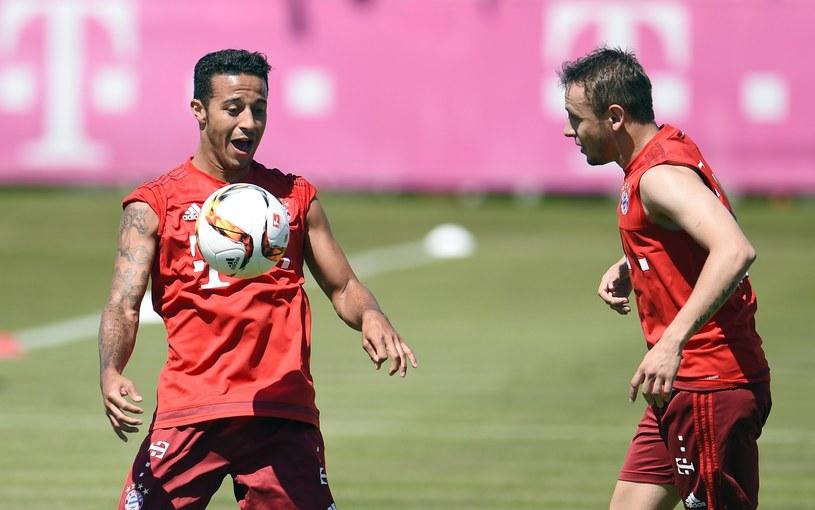 Piłkarze Bayernu rozpoczęli przygotowania do nowego sezonu /AFP