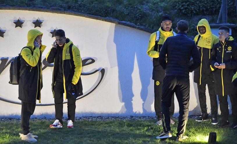Piłkarze Borussii Dortmund /fot. AP /East News