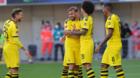Piłkarze Borussii ukarani za brak maseczek. Nie mieli jej w czasie wizyty fryzjera