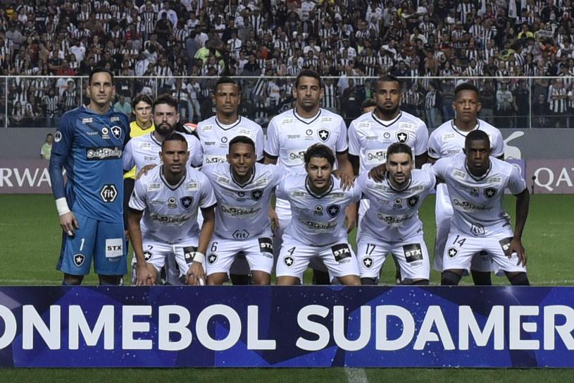 Piłkarze Botafogo /AFP