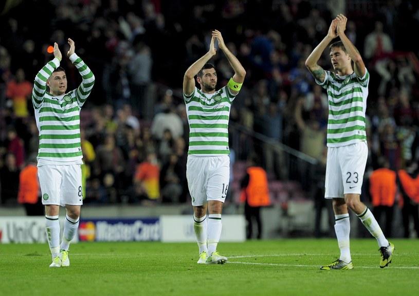 Piłkarze Celtiku doznali zaskakującej porażki. /AFP