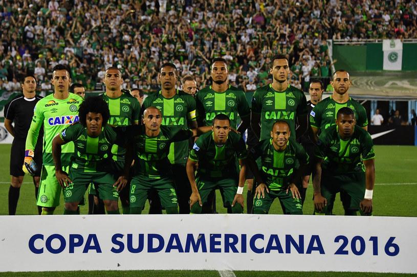 Piłkarze Chapecoense byli na pokładzie samolotu /AFP