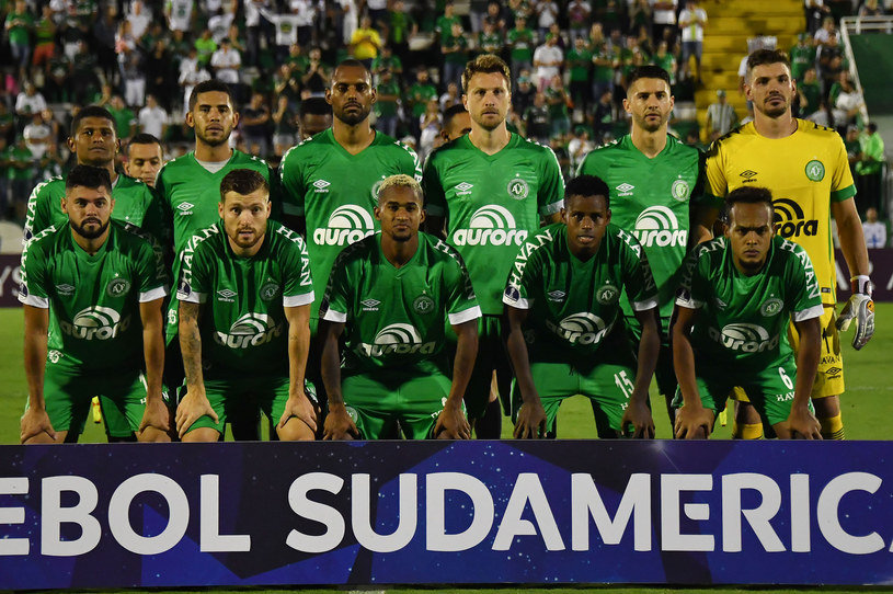 Piłkarze Chapecoense /AFP