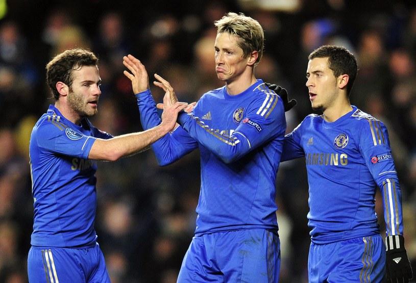 Piłkarze Chelsea Londyn odpadli z Ligi Mistrzów /AFP