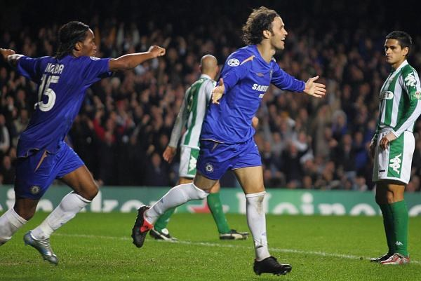 Piłkarze Chelsea zaaplikowali Betisowi cztery bramki /AFP