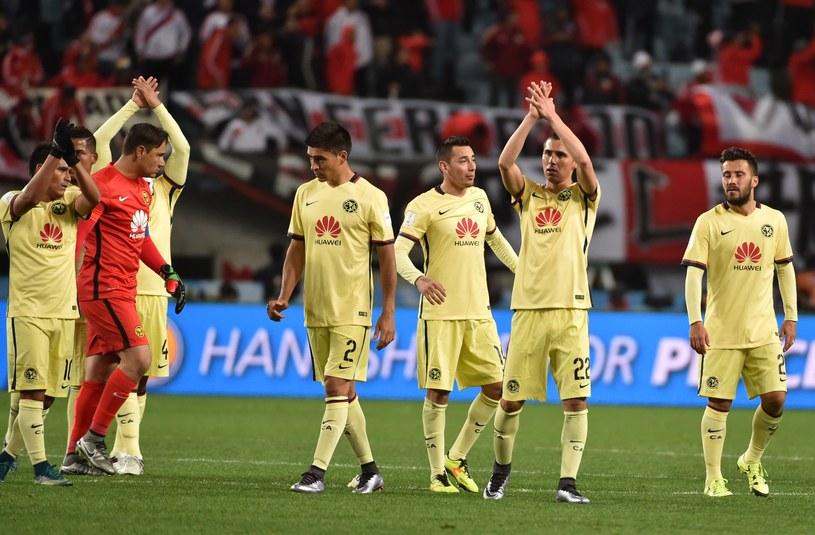 Piłkarze Club America po wygranym spotkaniu /AFP