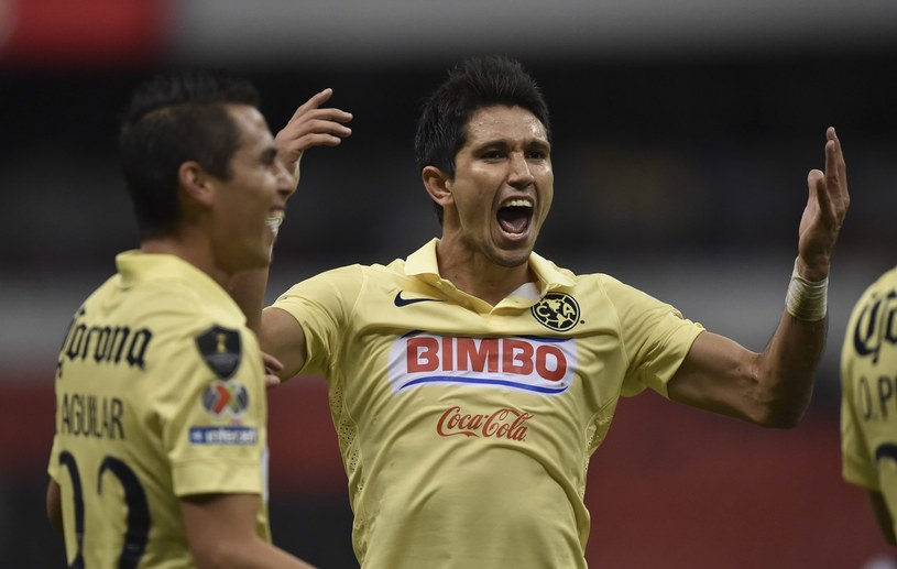 Piłkarze Club America /AFP