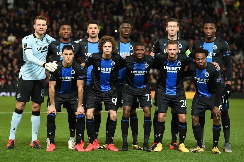 Piłkarze Club Brugge /AFP