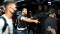 Piłkarze Corinthians zastraszeni przez kibiców po meczu. Wideo
