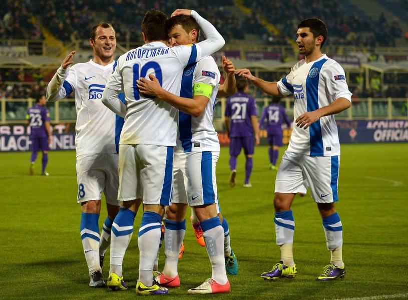 Piłkarze Dnipro Dniepropietrowsk trafili na FC Kopenhaga w 3. rundzie eliminacji LM /AFP