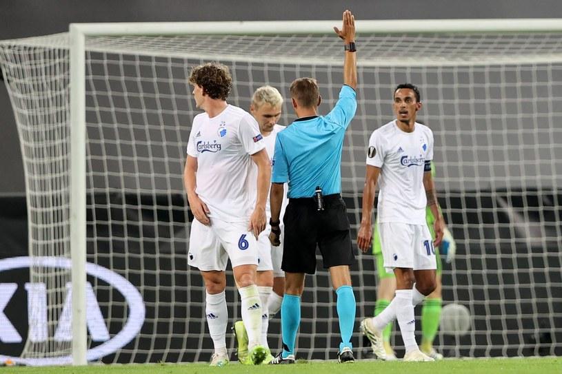 Piłkarze FC Kopenhaga /AFP