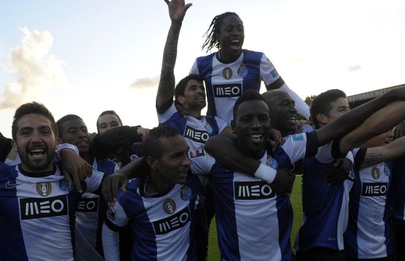 Piłkarze FC Porto /AFP