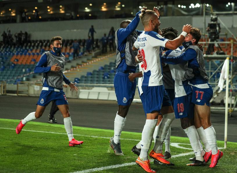 Piłkarze FC Porto /Getty Images