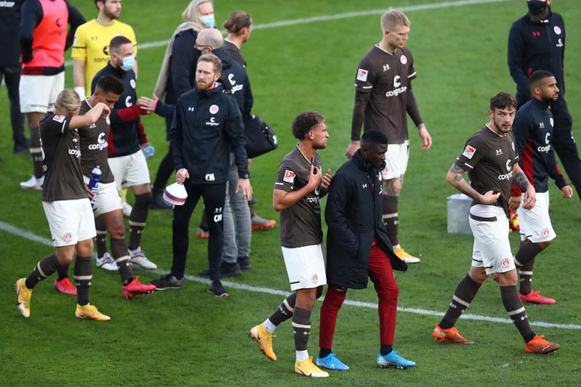 Piłkarze FC Sankt Pauli /Martin Rose /Getty Images