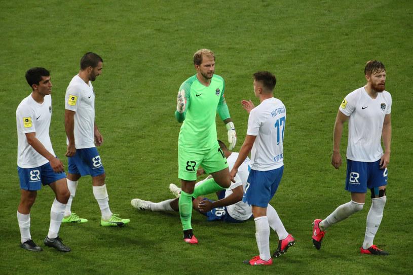 Piłkarze FK Soczi /Getty Images