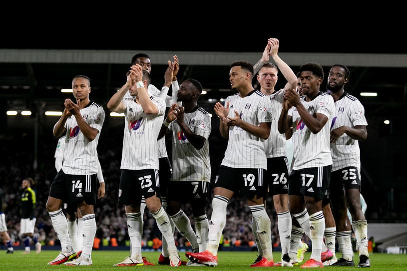 Piłkarze Fulham Londyn zdobyli się na wspaniały gest /ZUMA /Newspix