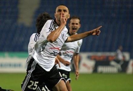 Piłkarze GKS-u Bełchatów mogą już fetować awans do ćwierćfinału PE. /Agencja Przegląd Sportowy