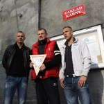 Piłkarze Górnika odwiedzili więzienie