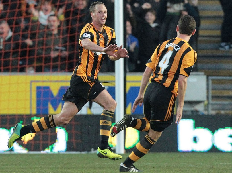 Piłkarze Hull City /AFP