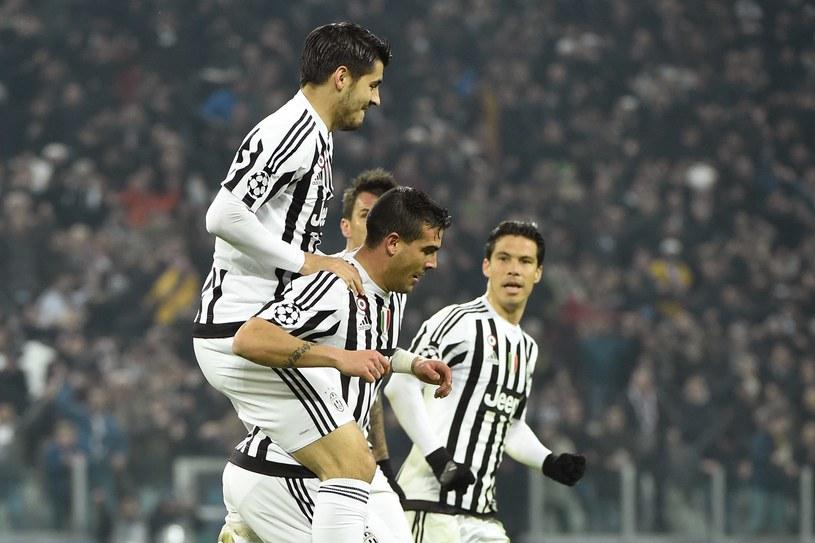 Piłkarze Juventusu podnieśli się z kolan w rywalizacji z Bayernem /AFP