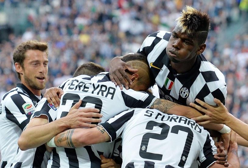 Piłkarze Juventusu Turyn /PAP/EPA