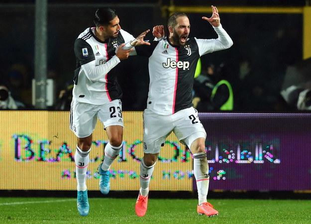 Piłkarze Juventusu Turyn /PAOLO MAGNI  /PAP/EPA