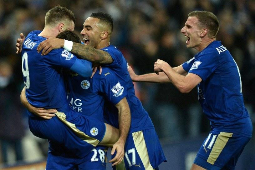 Piłkarze Leicester City /AFP