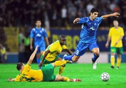Piłkarze Lewskiego Sofia też biorą udział w procederze korupcyjnym /AFP