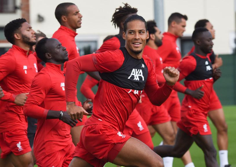 Piłkarze Liverpoolu w drodze po mistrzowski tytuł /Getty Images