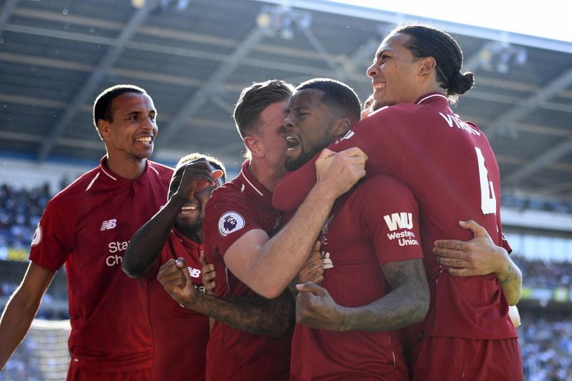 Piłkarze Liverpoolu /PAP/EPA