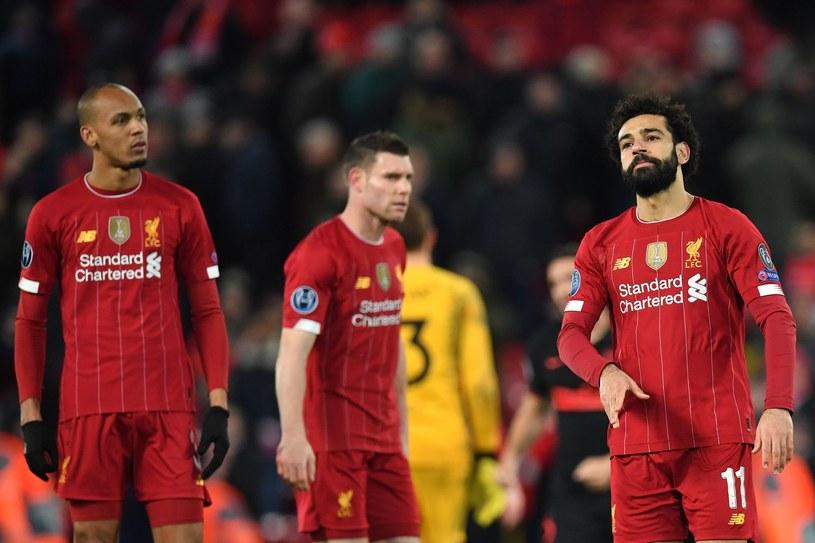 Piłkarze Liverpoolu /AFP