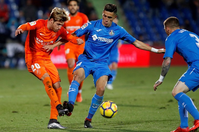 Piłkarze Malagi mają nowego szkoleniowca /PAP/EPA