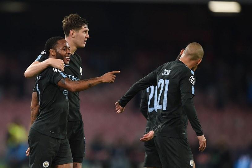 Piłkarze Manchesteru City mają powody do zadowolenia /AFP