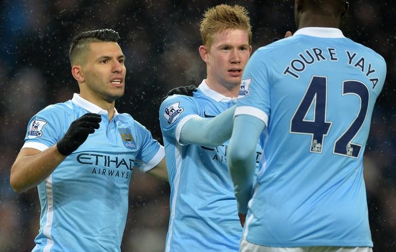 Piłkarze Manchesteru City rozprawili się z Crystal Palace /AFP