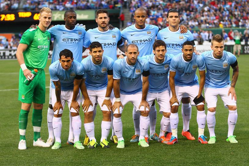 Piłkarze Manchesteru City zarabiają najlepiej na świecie! /AFP