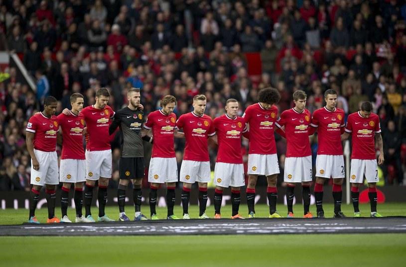 Piłkarze Manchesteru United /AFP