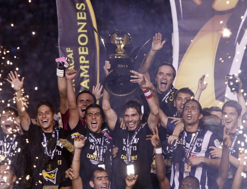 Piłkarze Monterrey po raz trzeci z rzędu wygrali Ligę Mistrzów CONCACAF /AFP