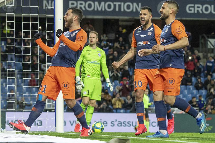 Piłkarze Montpellier HSC /Getty Images