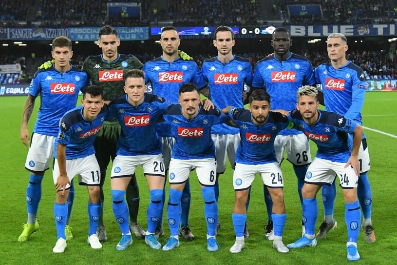 Piłkarze Napoli /AFP