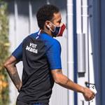 Piłkarze Paris Saint-Germain wznowił treningi