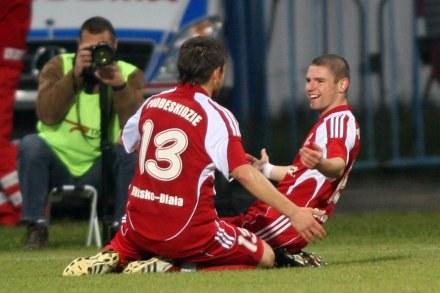 Piłkarze Podbeskidzia już w grudniu zaczną przygotowania do rundy wiosennej/fot. Piotr Kucza /Agencja Przegląd Sportowy