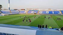 Piłkarze Pogoni Szczecin trenują w Chorwacji. Wideo
