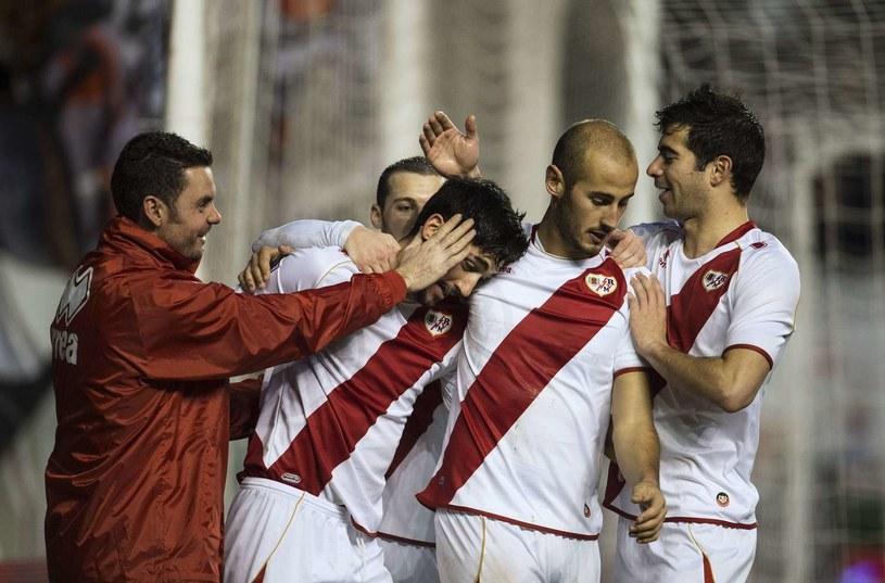 Piłkarze Rayo Vallecano nie zagrają w Lidze Europejskiej /AFP