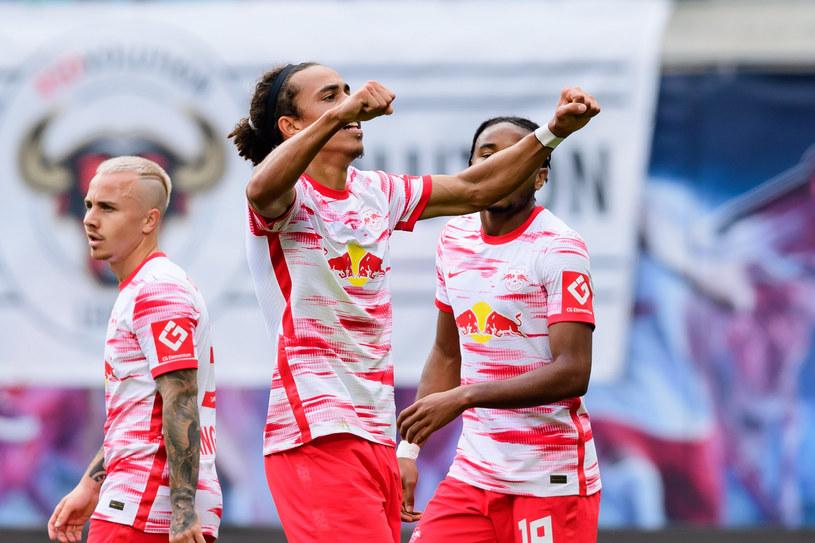 Piłkarze RB Lipsk mogli się cieszyć z wysokiego zwycięstwa /DeFodi Images / Contributor /Getty Images