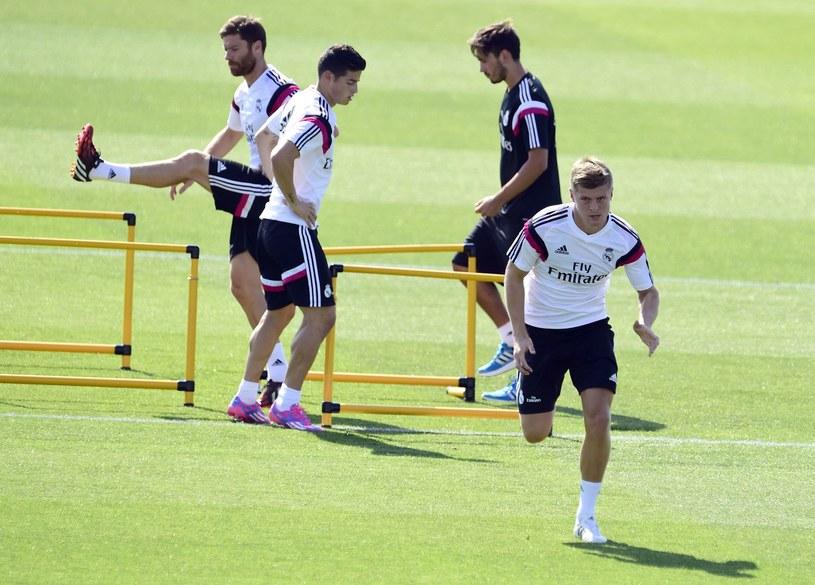 Piłkarze Realu Madryt jednak nie zagrają z Legią /AFP
