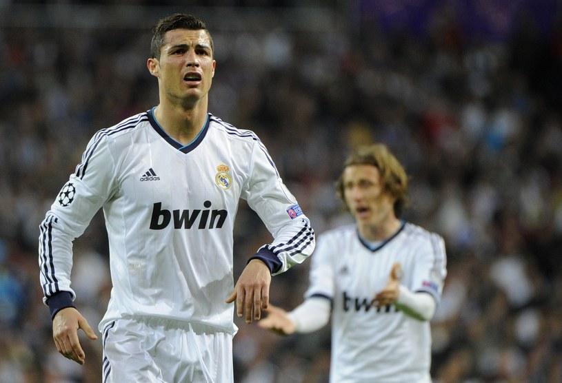 Piłkarze Realu Madryt pożegnali się z Ligą Mistrzów /AFP