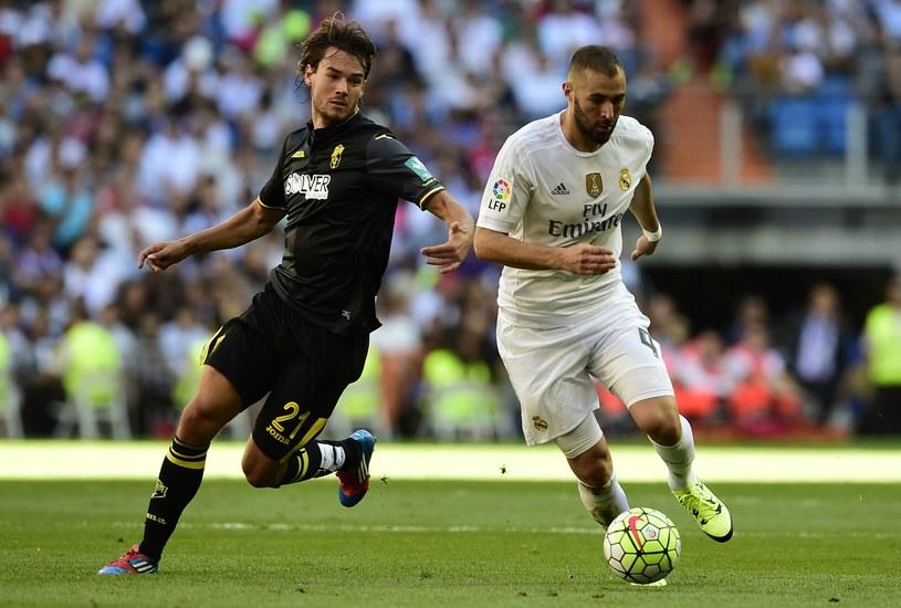 Piłkarze Realu Madryt raczej nie spodziewali się tak trudnej przeprawy /AFP