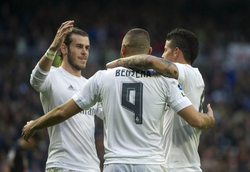Piłkarze Realu rozgromili Rayo na Bernabeu /AFP